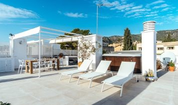 Renovated penthouse in San Agustín with sea and panoramic views of the mountains