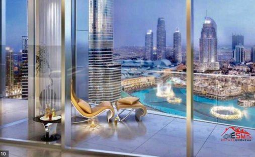 Apartment in Downtown Dubai, Dubai, United Arab Emirates
