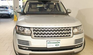 Land Rover Range Rover V8 Supercharged