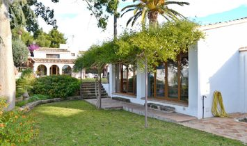 Spectacular Villa of style Rustico· Modern with stable for horses, area of COLOMER (Montgo) · Javea