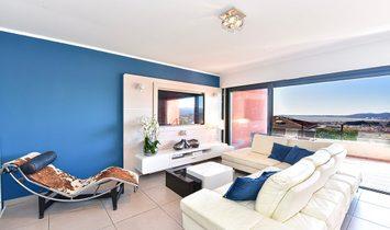 Apartment villa