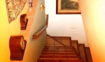 Luxury Villa with spectacular views to the sea and guest apartment. Costa Nova. Javea
