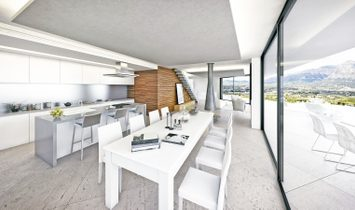 Villa of new construction for sale in Javea