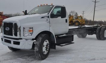 2018 Ford Super Duty F-650 Straight Frame Gas