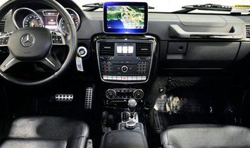 2017 Mercedes-Benz G550  4MATIC®