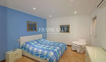 Furnished Apartment St. Angelo Mansions