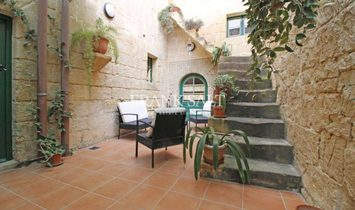 Converted House of Character Mqabba
