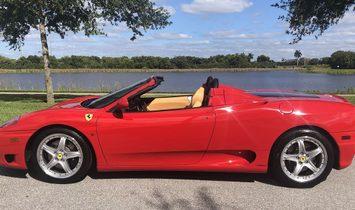 2003 Ferrari 360 Spider