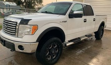 2012 Ford F150 SuperCrew Cab XLT Pickup 4D 5 1/2 ft
