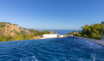 Modern villa with seaview for sale Javea