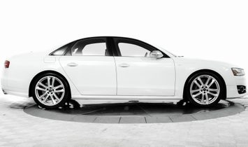 2016 Audi S8 4.0T quattro