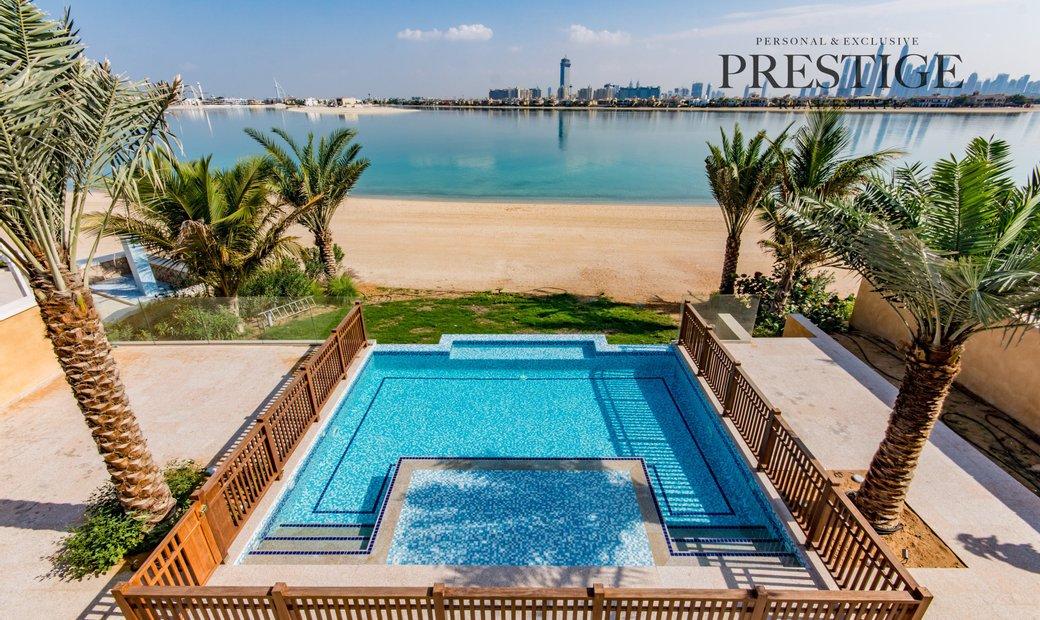 Villa / House for rent in Palm Jumeirah Dubai