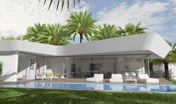 Contemporary sea view villa for sale, Benissa, Costa Blanca