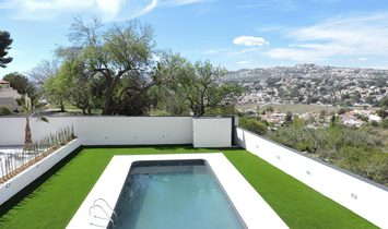 Renovated modern style villa, for sale, Moraira, Costa Blanca, Spain