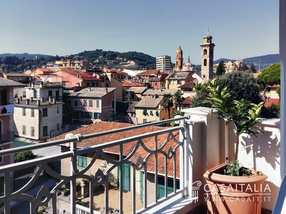 Apartment in Rapallo, Liguria, Italy 1