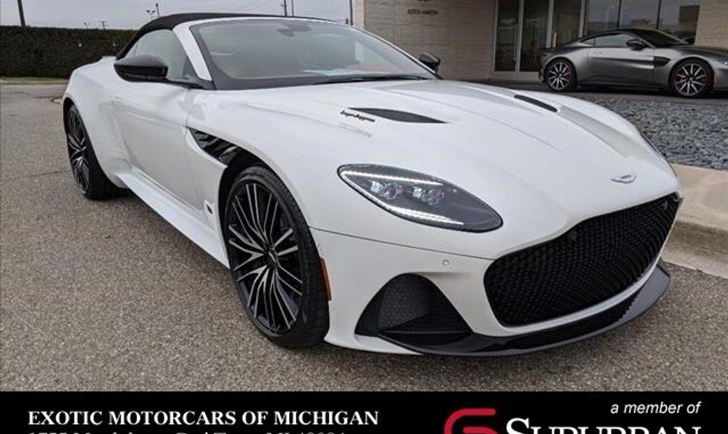 2020 Aston Martin DBS  Superleggera Volante