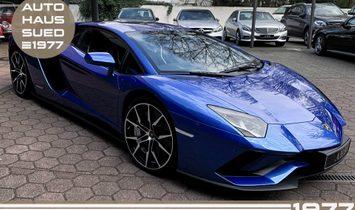 2020 Lamborghini Aventador 4x4