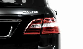 2012 Mercedes-Benz M-Class ML 350 BlueTEC®