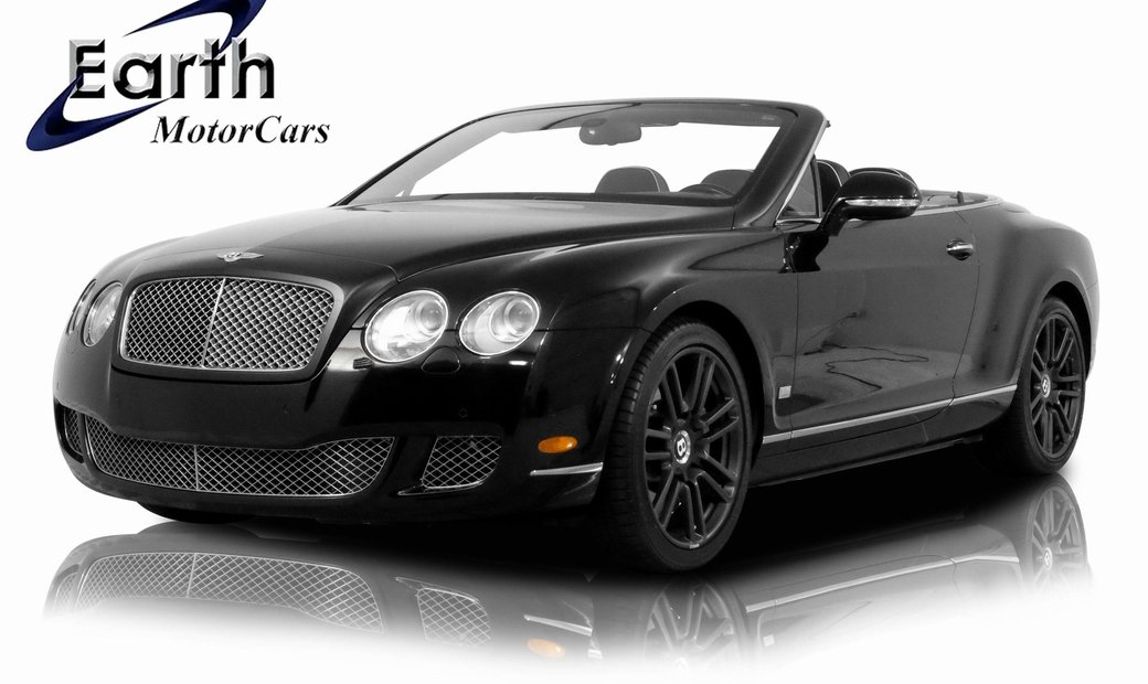 2011 Bentley Continental GTC 80-11 Edition