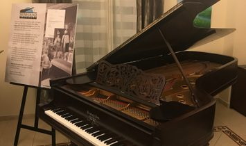 One of a kind: King Edward VII - Prince of Wales - Steinway Concert Grand Piano 1893