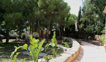 Luxury country-house for sale in Moraira, Costa Blanca, with sea views