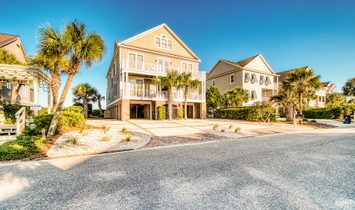 House in Pawleys Island, South Carolina, United States of America