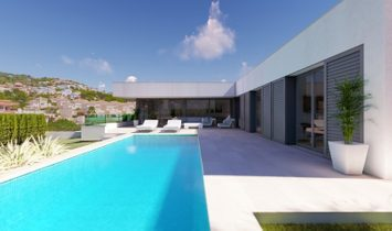Benissa  New build Villa
