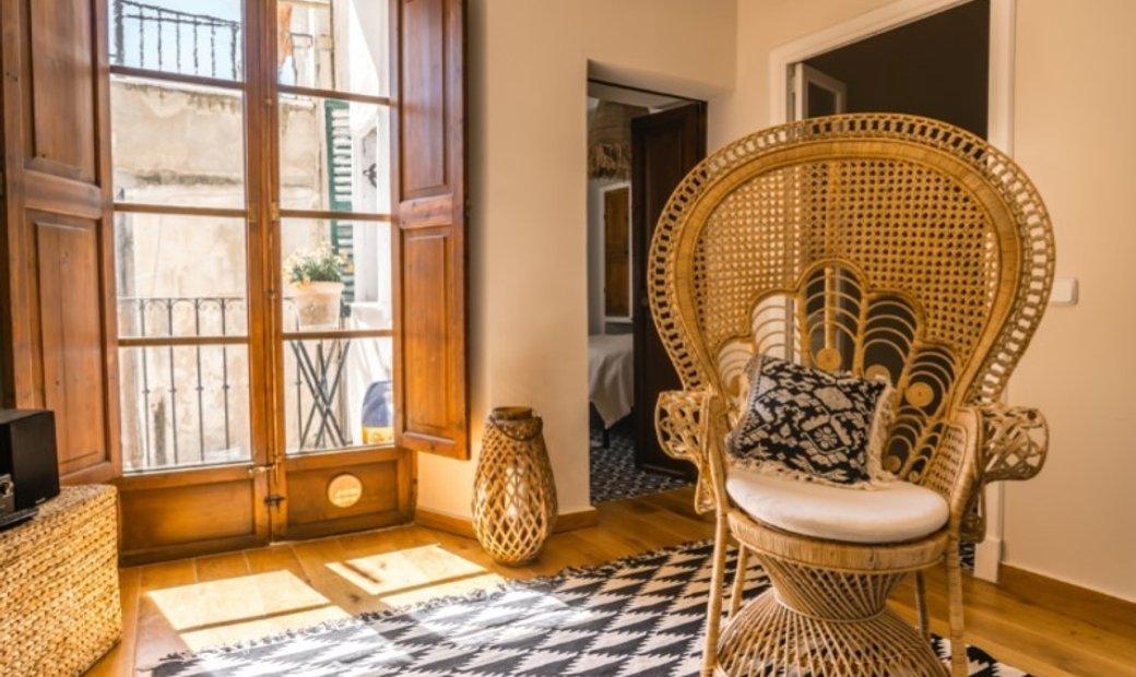 Fabulous & Bright 3 bedroom Apartment in Palma's Calatrava