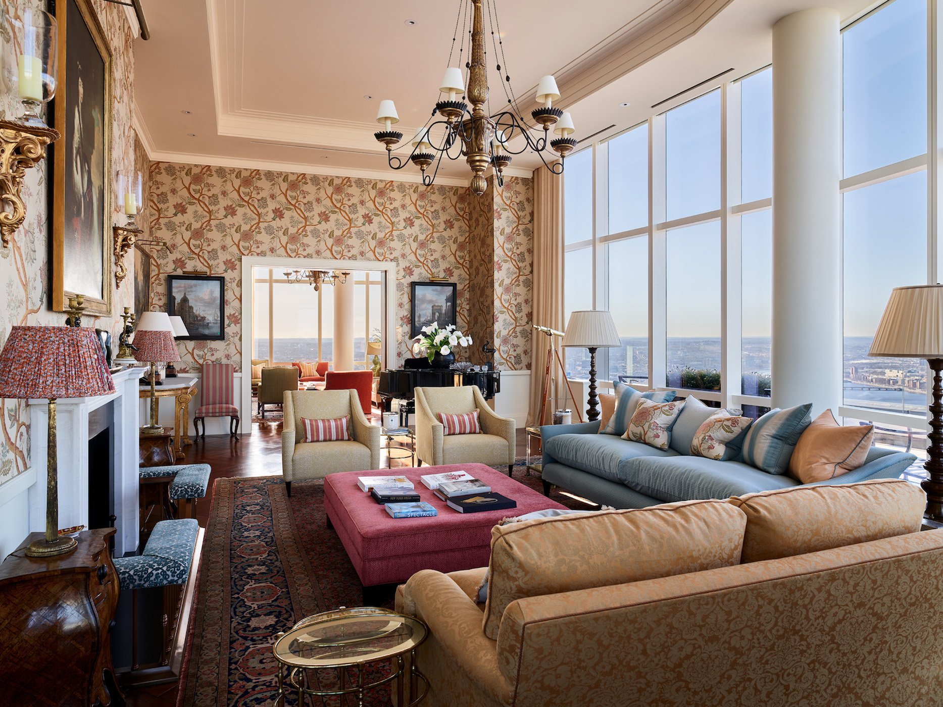 Millennium Tower The Grand Penthouse Single Floor In Boston Ma