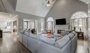 Drop Dead Gorgeous, Head To Toe Renovation, In Sandy Springs With A Pool