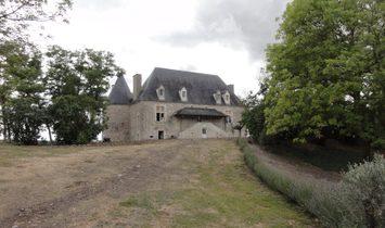 Schloss in Frankreich 1