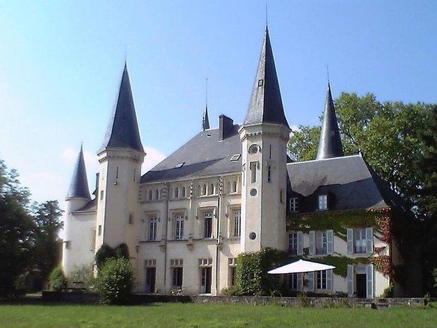 Castle in France 1