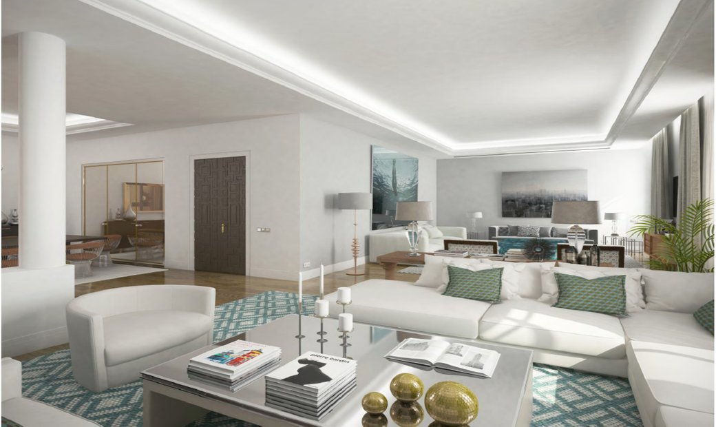 Luxury Development In Salamanca Castellana