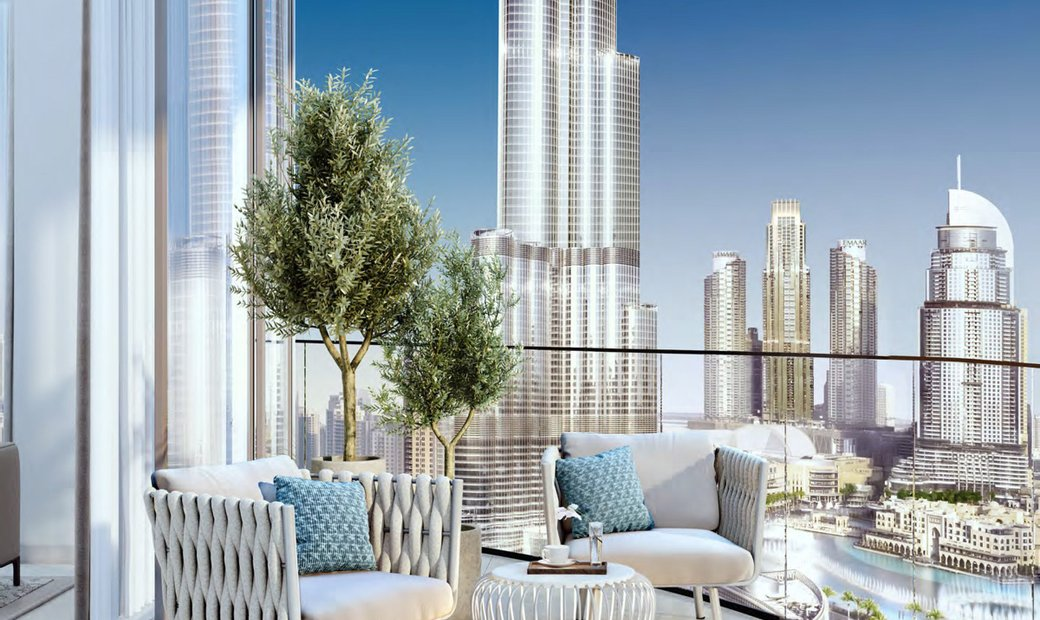 Flexible Pp | 2 Bed Offering Burj & Fountain View