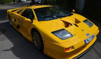 1998 Lamborghini DIABLO GT1 rwd
