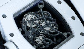 Richard Mille RM 055 Bubba Watson TI