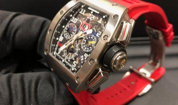 Richard Mille RM 011 FM Felipe Massa RG Ti