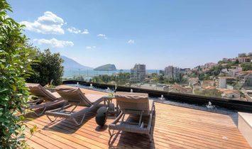 Penthouse in Budva, Opština Budva, Montenegro