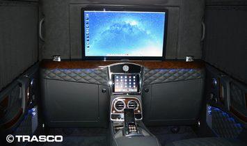2020 Trasco Armored 2020 Mercedes-Benz G 63 AMG