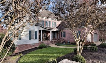 Two Story, Transitional, Single Family - williamsburg, VA