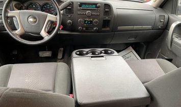 2012 Chevrolet Silverado 1500 Crew Cab LT Pickup 4D 5 3/4 ft