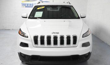 2016 Jeep Cherokee Latitude Sport Utility 4D