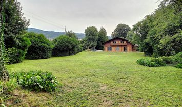 Sale Magnificent Property Of 5000 M2 With View Lake And Mountains