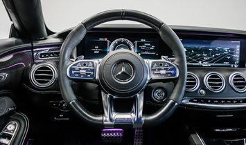 2018 Mercedes-Benz AMG S63