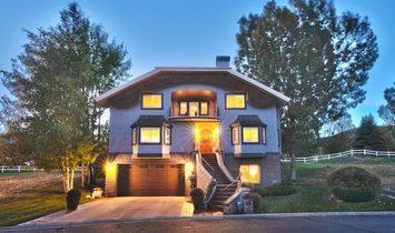 Casa a Midway, Utah, Stati Uniti 1