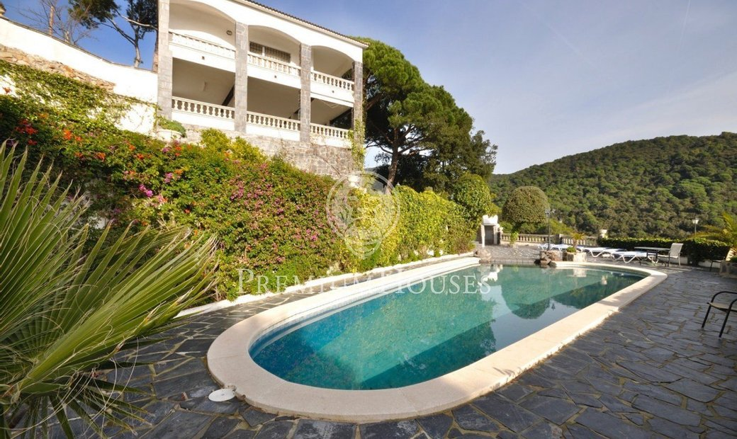 Sant Cebria de Vallalta Villa