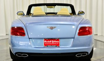 2015 Bentley Continental GTC V8 V8