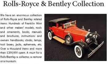 Rolls-Royce & Bentley Collection