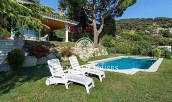 Cabrils Villa
