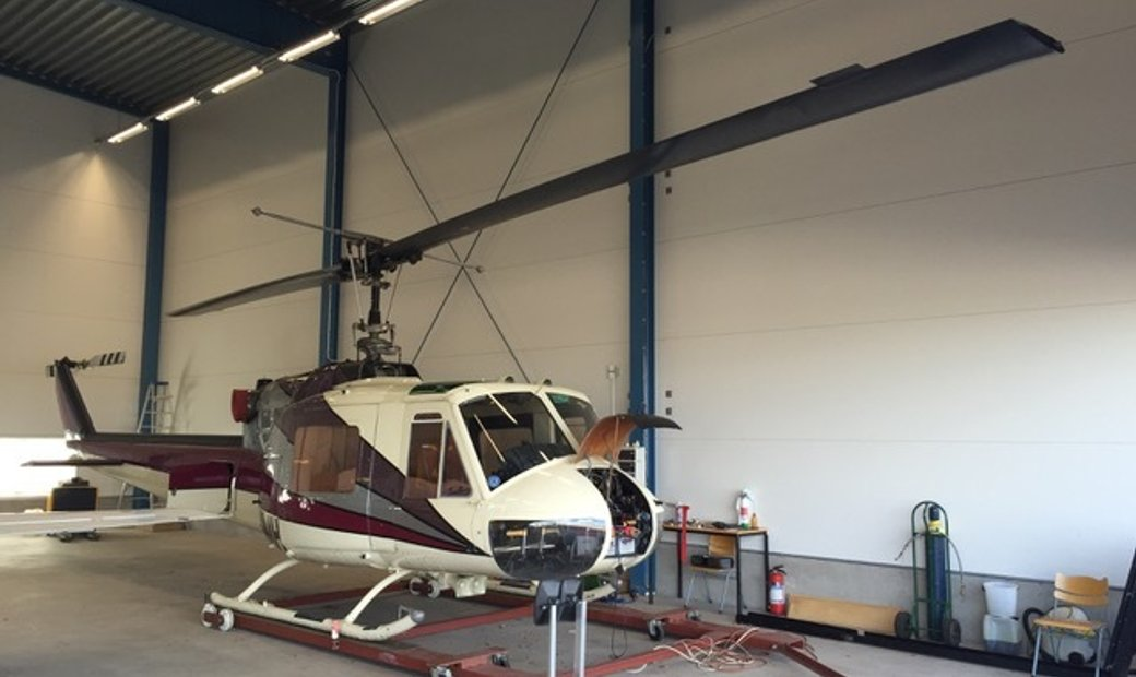 Bell UH 1 F